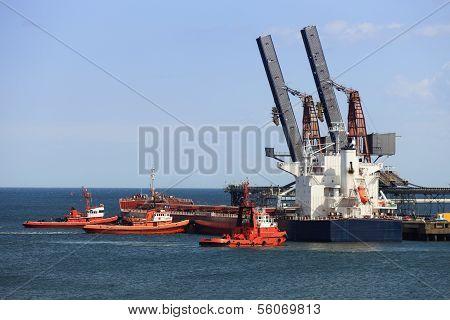 Towing Vessel