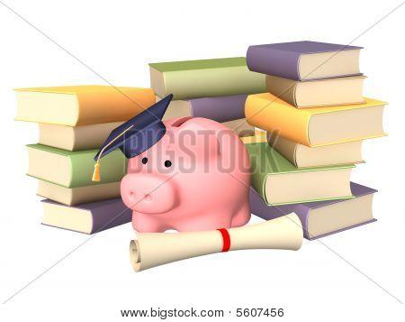 Geld für Bildung