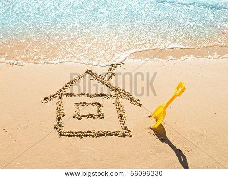 House On The Sand