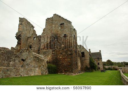 Aberdour Castle And Gardens, Fife