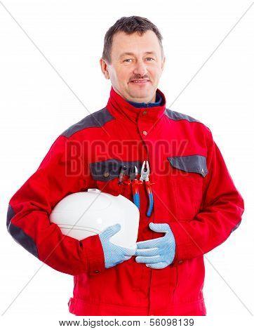 Confident Handyman
