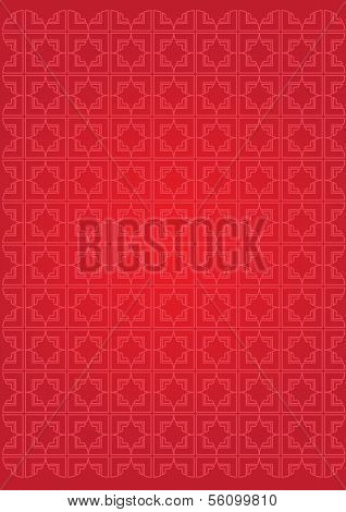 Vector Illustration Of Chinese Background