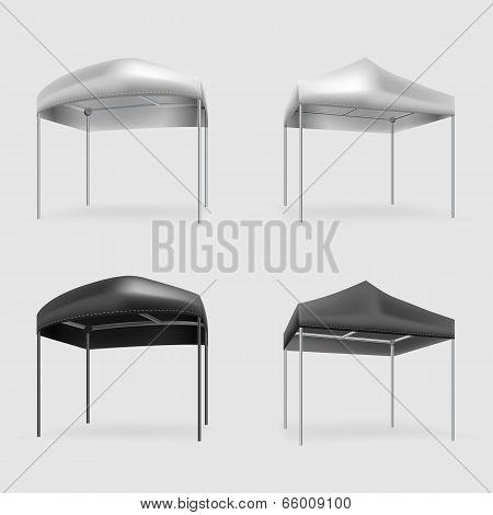 Illustration Of Tents