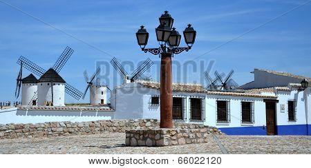Campo de Criptana in La Mancha