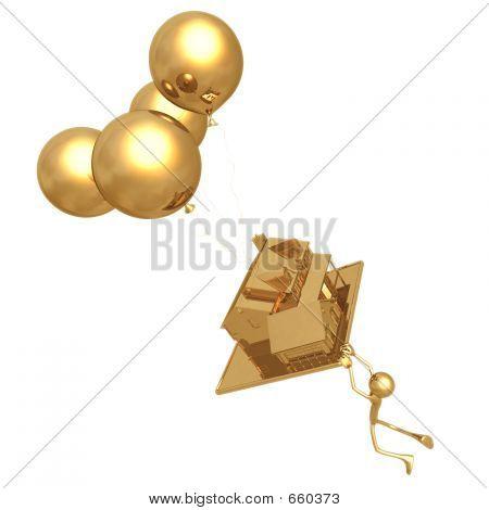 Ballooning Home