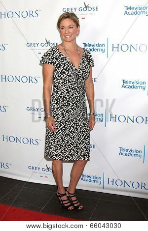 LOS ANGELES - JUN 1:  Joanna Johnson at the 7th Annual Television Academy Honors at SLS Hotel on June 1, 2014 in Los Angeles, CA