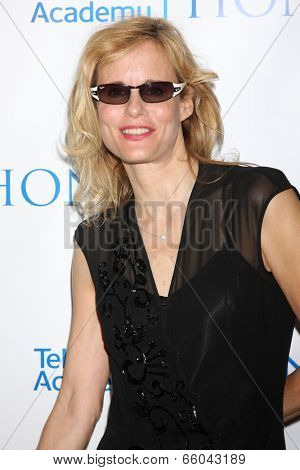 LOS ANGELES - JUN 1:  Lori SInger at the 7th Annual Television Academy Honors at SLS Hotel on June 1, 2014 in Los Angeles, CA
