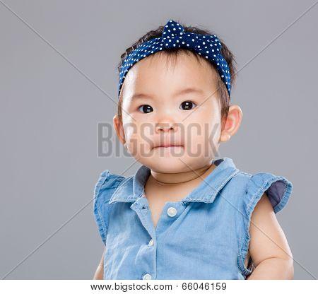 Litte baby girl