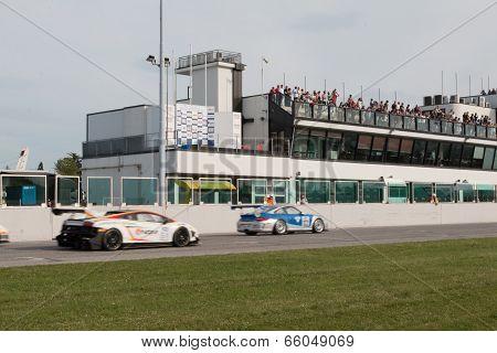 Lamborghini Gallardo Gt3 Gtc Race Car