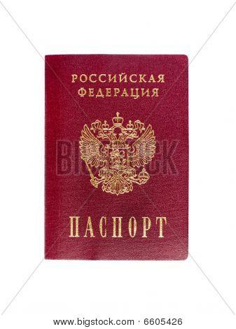 Russian National Passport