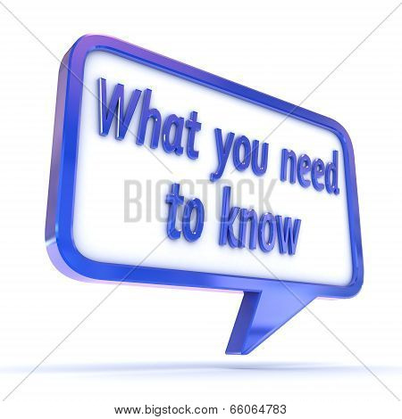 Speech Bubble What You Need To Know
