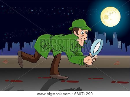 Detective Search Something