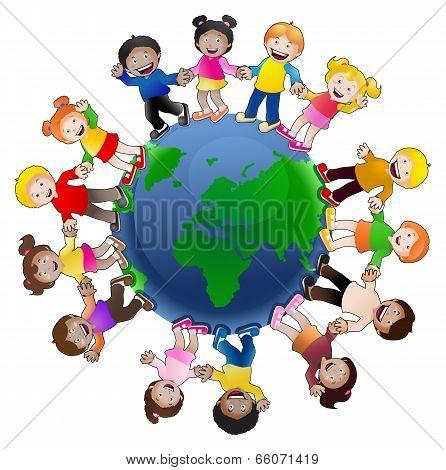 Kids Around The World