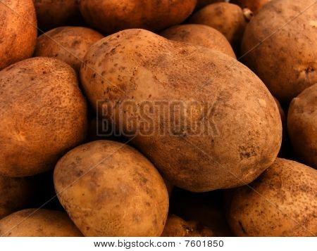 Tubers  Potato  Vegetables