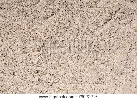 Autoclaved Aerated Concrete Closeup