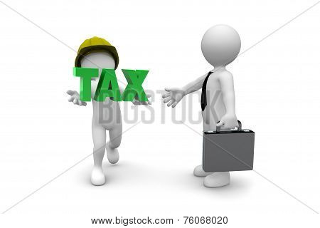 Worker Giving Tax