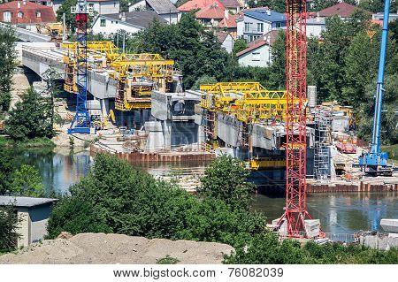 Reconstruction Of A Bridge