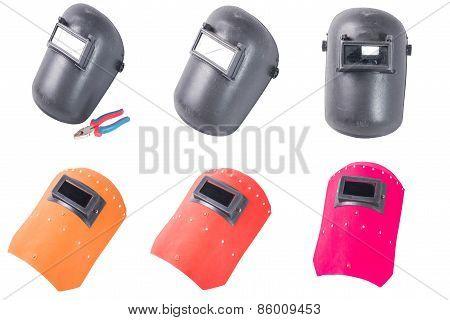 Mask for Welding