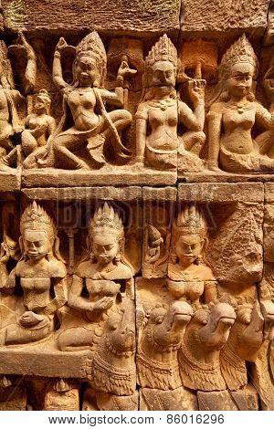 Leper King, Angkor Wat Cambodia