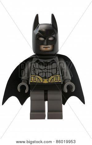 Batman Lego Minifigure
