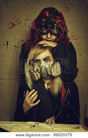 Radioactive Girls