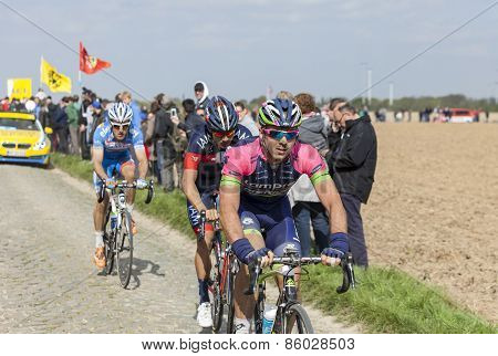 Andrea Palini - Paris Roubaix 2014