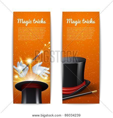 Magic Banners Set