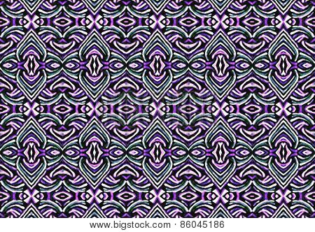 Ornate Decorative Abstract Pattern