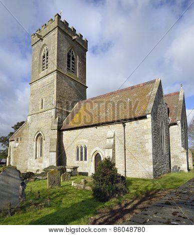 St Laurence Church, Longney