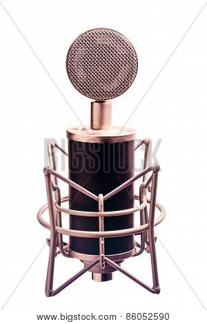 Isolated Condenser Microphone