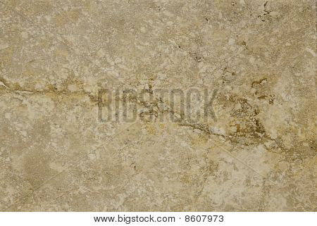 Surface Of The Travertine. Light Beige Shades.