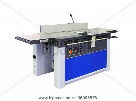 Woodworking jointer machine