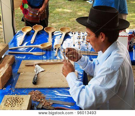 Peruvian Artisan