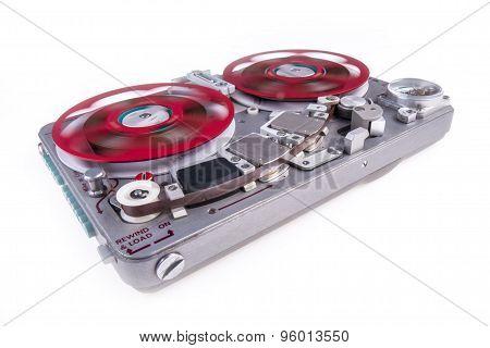 Reel To Reel Audio Tape Recorder Ws 2