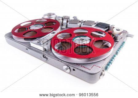 Reel To Reel Audio Tape Recorder Wsr 3