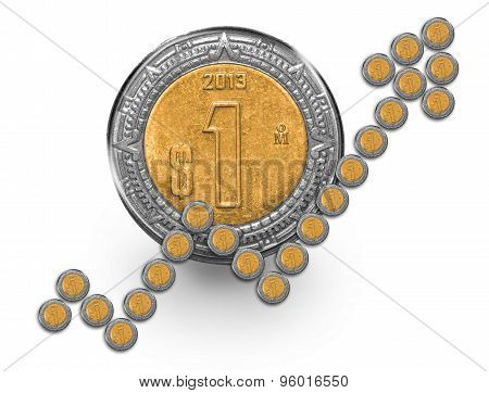 Mexican Peso Growth Coin