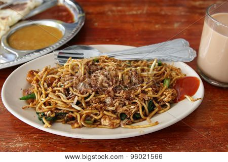 Fried noodle