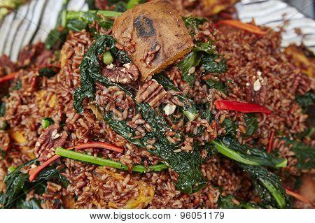 Spiced Rice Dish