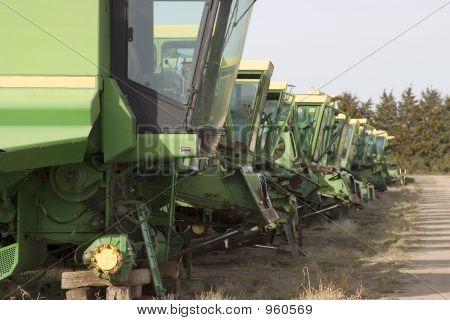 Old Harvester Boneyard