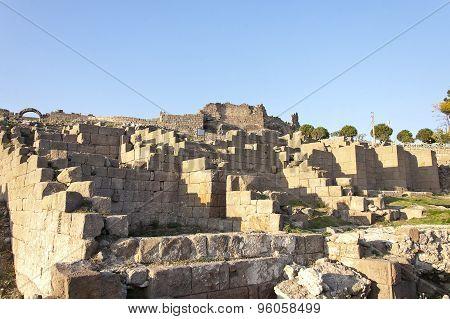 Upper Acropolis Of Pergamon