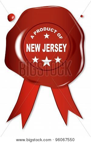 A Product Of New Jersey
