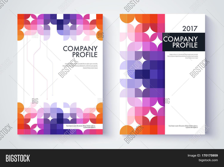Company Profile Vector Photo Free Trial Bigstock
