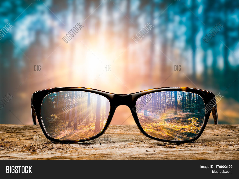Glasses Focus Image & Photo (Free Trial)