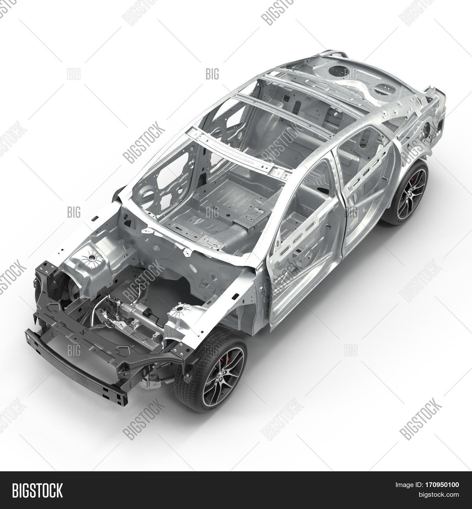 Angle Car Frame Image & Photo (Free Trial) | Bigstock