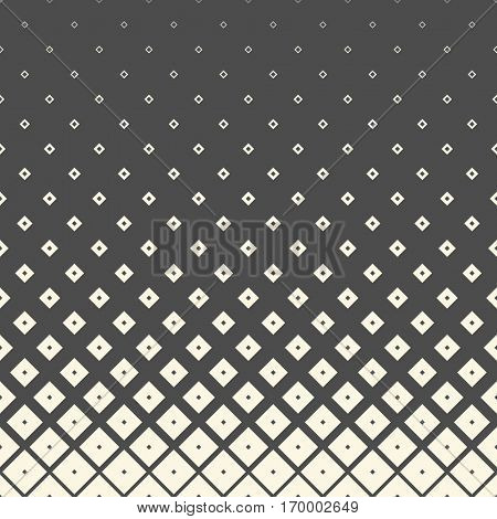 Seamless Gradient Pattern. Vector Black and White Minimalistic Background. Monochrome Wrapping Paper Wallpaper