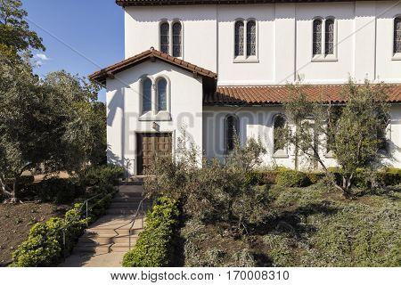 All Saints Episcopal Church of Beverly Hills