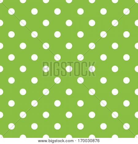 Seamless dots pattern. Vintage background