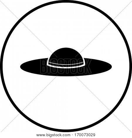 hat symbol
