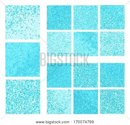 Mustard Mosaic Set