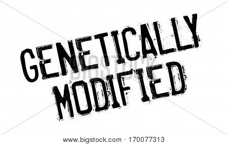 Genetically Modified rubber stamp. Grunge design with dust scratches. Effects can be easily removed for a clean, crisp look. Color is easily changed.